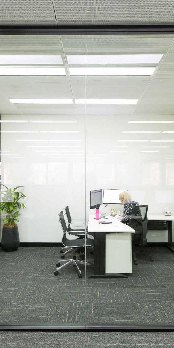 Infinity - Newcastle Office Interiors - Office Fitout & Refurbishment