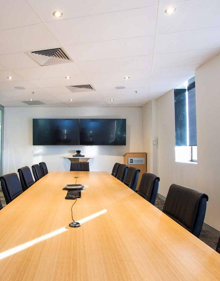Prosperity - Newcastle Office Interiors - Office Fitout & Refurbishment